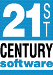 Logo for 21st Century Software