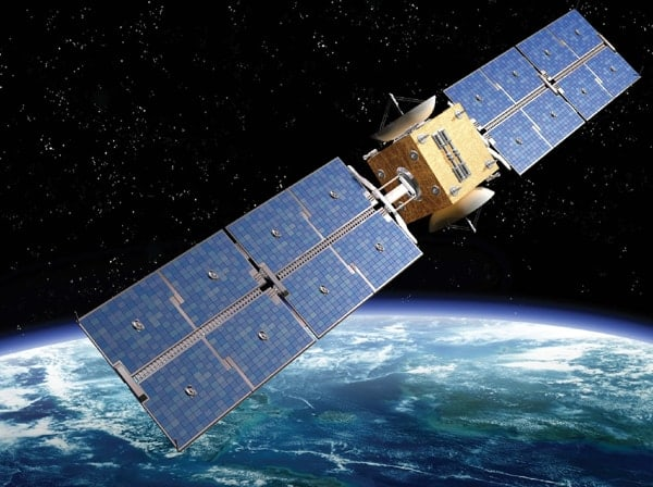 Research articles in satellite communication