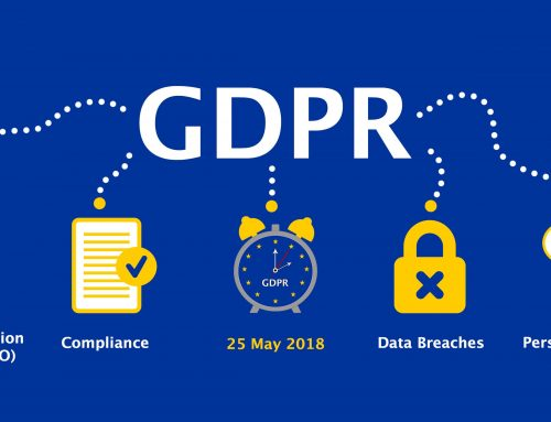GDPR Suddenly Got teeth – Don't Let it Bite You
